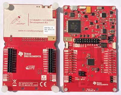 CC26x2R1 LaunchXL — Zephyr Project Documentation