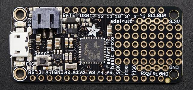 Adafruit Feather M0 Basic Proto — Zephyr Project Documentation