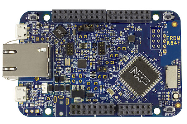 NXP FRDM-K64F — Zephyr Project Documentation