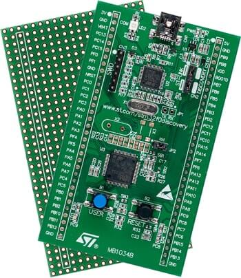 ST STM32F0 DISCOVERY — Zephyr Project Documentation